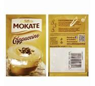 Капучіно Mokate Сaffetteria Cappuccino Rum, 15г
