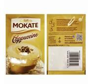 Капучіно Mokate Сaffetteria Cappuccino Vanilla, 15г
