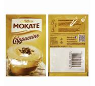 Капучіно Mokate Сaffetteria Cappuccino Belgian Chocolate, 15г