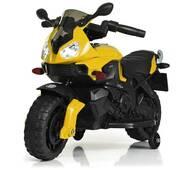 Мотоцикл Bambi M 4080L-6 Желтый