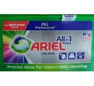 Капсули для прання Ariel 3in1 PODS Regular COLOR 42 шт