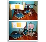 Універсальний лазерний стенд для регулювання кутів установки коліс автомобіля «ПАНОРАМА»-СП