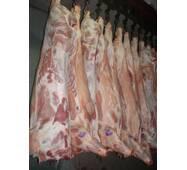 Свинина в полутушах обрезная 2 категории