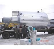 Фільтр для знезалізнення води, 1500,0 м.куб./доб.