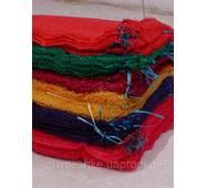 Сетка-мешок 30х47 (9кг) фиолетовая, красная Китай
