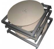 Стол поворотный для станка фигурной резки пенопласта