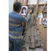 Скульптура з мармуру (на заказ)