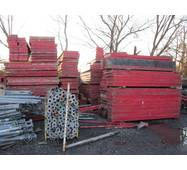 Щиты для опалубки фундаментов металлические от 550 грн. за м2
