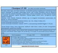 Засіб для миття бочок CHEMIPON, 1 кг