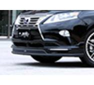 Антикрила і спойлери JAOS Front Half Spoiler LEX RX350/450h 12  B020271