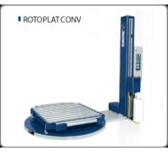 Палетообмотчик ROBOPAC ROTOPL AT CONV