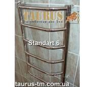 Standart  6/450  - комбинированый полотенцесушитель .
