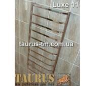 Стильный высокий и узкий Полотенцесушитель Luxe 11/400 (высота  1150 мм).