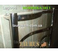 Полотенцесушитель Lagoon 4/400  від ТМ TAURUS.