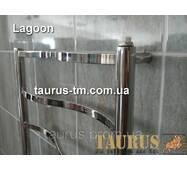 Дизайнерський полотенцесушитель Lagoon 11/500  від ТМ TAURUS.