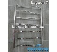 Lagoon 7 полотенцесушитель  з нержавіючої сталі. Ширина 500 мм.