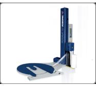 Полуавтоматическая упаковочная машина паллетообмотчик ROTOPLAT Серии 7 TP ROBOPAC