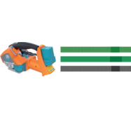 Машинка ITA 20 для упаковки полипропиленовой и полиэстеровой лентами