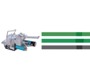 Машинка ITA 10 для упаковки полипропиленовой и полиэстеровой лентами