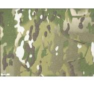Ткань Сетка трикотаж принт