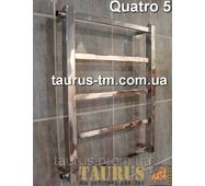 Нержавіючий  полотенцесушитель Quatro 5/400.