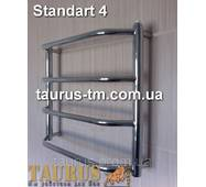 Полотенцесушитель водяний  Standart 4. Ширина 450 мм.