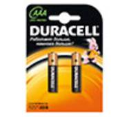 Элемент питания DURACELL LR03/AAA Basic (2 шт.)