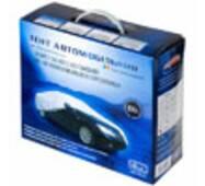 Автомобільний тент Vitol CC11105 XXL сірий