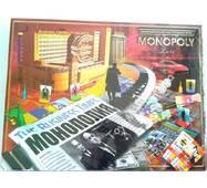 Настольная игра Монополия Danko toys