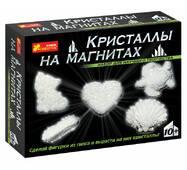 Кристали на магнітах (білі)