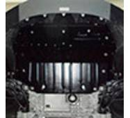 Захист днища Полігон-авто Seat Altea 4 Freetreck 2007-2013 F