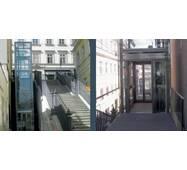 Пасажирський ліфт OPAL
