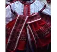 Костюм украинский для девочки