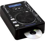 CD/MP3 проигрыватель. Профессиональный проигрыватель GEMINI MPX-40