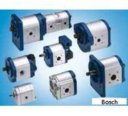 Внешние шестеренчатые двигатели F 1X Bosch Rexroth