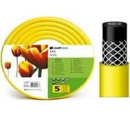 Шланг поливочный д=1 50 м PLUS желтый 25м