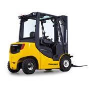 DFGs/TDFs 425-435 гідростатичний автонавантажувач