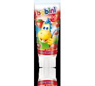 Дитяча зубна паста Bobini 1-6 років 75 мл (Польща)