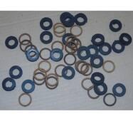 Кільце під бочата гумове двигуна 1Д12, 1Д6, 3Д6, Д12, В 46-2, В-46-4, В-55