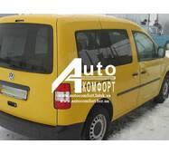 Задній салон, праве вікно (original/в паз) на автомобіль VW Caddy 04 - (Фольксваген Кадди 04-)