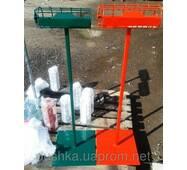 Утримувачі для пакетів і кульків з металу  в Харкові.