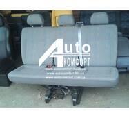 Оригинальный задний тройной диван из Фольксваген Каравелла Т5 (Volkswagen Caravella Т5)