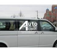 Передний салон, правое стекло на Volkswagen Transporter Т-5 (Фольксваген Транспортер T-5)