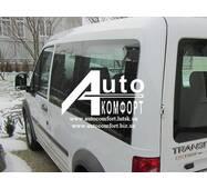 Задний салон, левое окно, (короткая база) Ford Transit (Tourneo) Connect (Форд Транзит (Торнео) Коннект) SWB