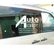 Блок правий (вікно з кватиркою) на автомобіль Mercedes - Benz Vito 96-03 (Мерседес Вито 96-03)