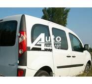 Задний салон, правое окно на автомобиль Renault Kangoo 08- (Рено Кангу)