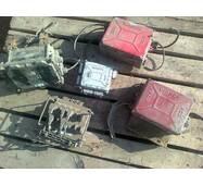 Модулятор ABS управління гальмами на напівпричіп