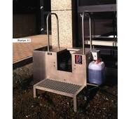 Машинка для чистки обуви промышленная Politec 6 Solar