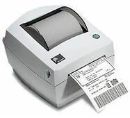 Принтер етикеток Zebra TLP 2844