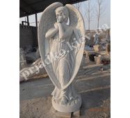 Мармуровий янгол на кладовище